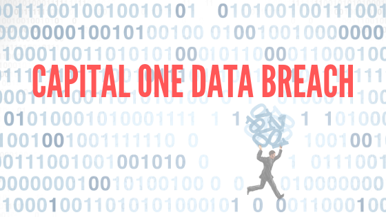 Blog featured image for Capital One Data Breach